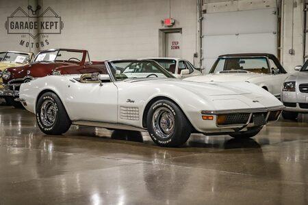 1972 Corvette Convertible Convertible picture #1