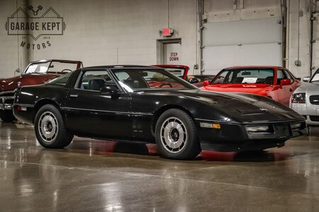 1985 Corvette picture #1