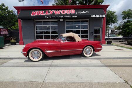 1954 Corvette 2dr Convertible 2dr Convertible picture #1