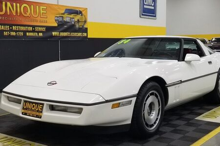 1984 Corvette picture #1