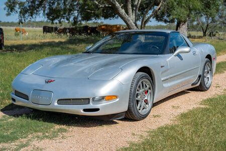2002 Corvette Z06 Z06 picture #1