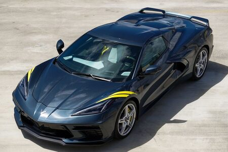2021 Corvette Sting Ray Convertible Convertible picture #1