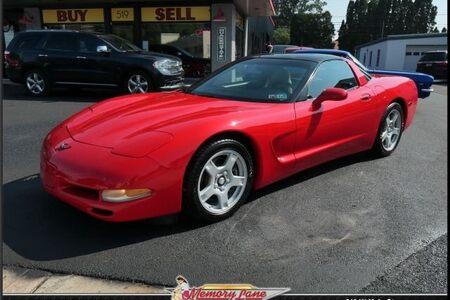 1998 Corvette picture #1