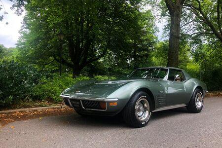 1972 Corvette Stingray LT-1 picture #1