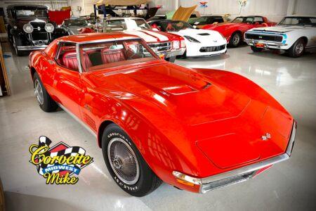 1970 Corvette LS5 LS5 picture #1