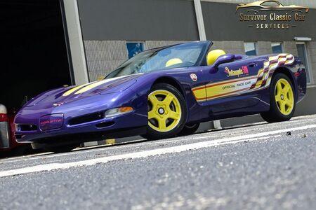 1998 Corvette Pace Car Pace Car picture #1