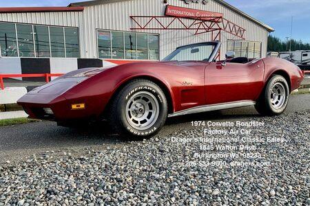 1974 Corvette Roadster Roadster picture #1