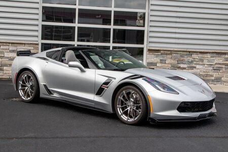 2017 Corvette 2dr Grand Sport Cpe w/2LT 2dr Grand Sport Cpe w/2LT picture #1