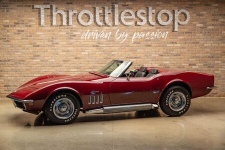 1969 Corvette Sting Ray Convertible Sting Ray Convertible picture #1