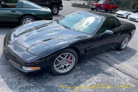 2000 Corvette Hardtop Custom picture #1