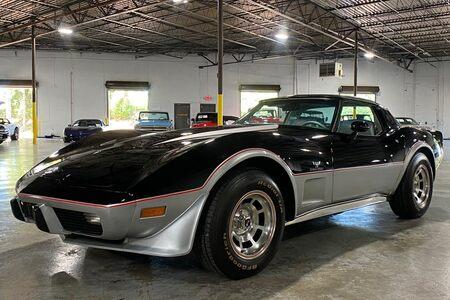 1978 Corvette 25th Anniversary Edition 25th Anniversary Edition picture #1
