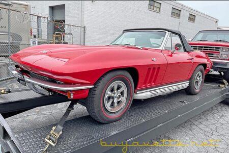 1965 Corvette Convertible picture #1