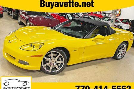 2009 Corvette ZHZ 2LT Convertible picture #1