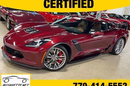 2018 Corvette Z06 3LZ Coupe Custom picture #1