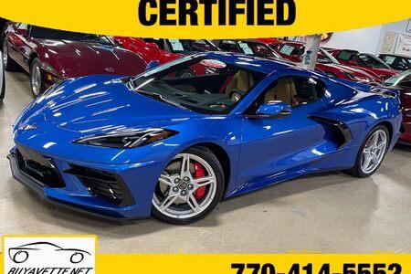 2021 Corvette Stingray Z51 2LT Coupe picture #1