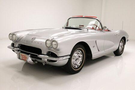 1962 Corvette Roadster Roadster picture #1