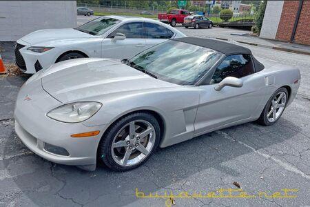 2005 Corvette 1SB Convertible Custom picture #1