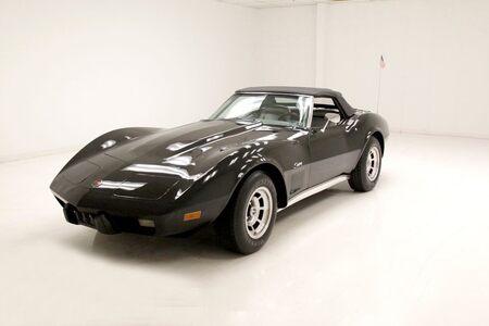 1975 Corvette Convertible Convertible picture #1