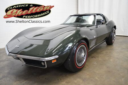 1969 Corvette picture #1