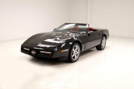 1988 Corvette Convertible Convertible picture #1