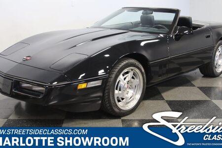 1990 Corvette Convertible Convertible picture #1