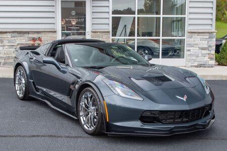 2019 Corvette Grand Sport picture #1