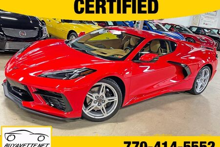 2021 Corvette Stingray Z51 3LT Coupe picture #1