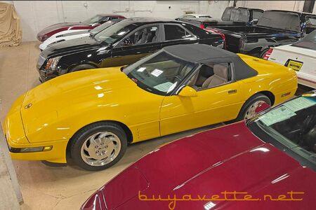 1993 Corvette Convertible picture #1