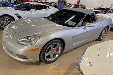 2007 Corvette 3LT Convertible Custom picture #1