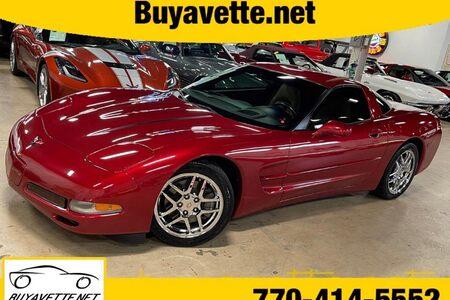 1999 Corvette Coupe Custom picture #1