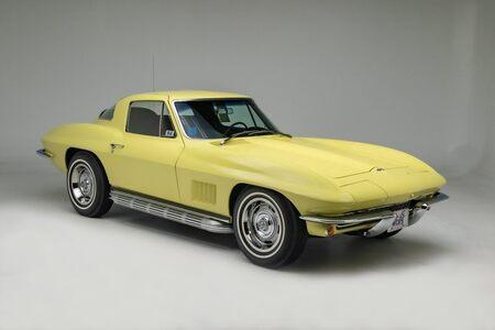 1967 Corvette 2dr Coupe 2dr Coupe picture #1