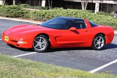 2004 corvette coupe