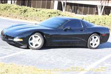 1997 corvette coupe