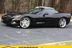 2007 corvette convertible