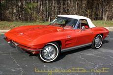 1964 corvette convertible