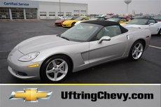 2006 corvette 2dr conv