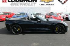 2014 corvette stingray 2dr z51 conv w 1lt