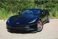 2014 corvette stingray 2dr conv w 1lt