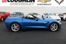 2014 corvette stingray 2dr conv w 2lt