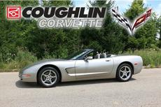 2000 corvette 2dr convertible