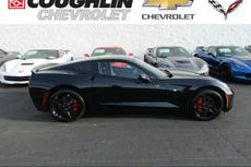 2016 corvette 2dr stingray z51 cpe w 3lt