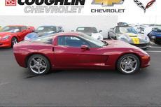 2006 corvette 2dr cpe