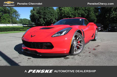 2015 corvette 2dr z06 coupe w 2lz