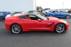 2015 corvette 2dr stingray cpe w 2lt
