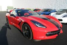 2015 corvette 2dr stingray z51 cpe w 1lt