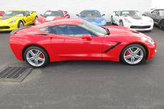 2016 corvette 2dr stingray cpe w 1lt