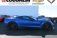 2014 corvette stingray 2dr z51 cpe w 2lt