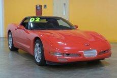 2002 corvette base