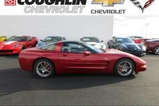 1998 corvette 2dr cpe
