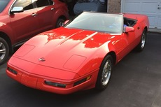 1996 corvette
